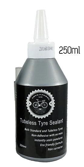Love2PedalUK® Sellador para neumático sin cámara de bicicleta, ...