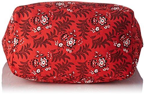 Rouge Cabas Paprika Louis Clea Petite Mendigote rouge wqIpx6