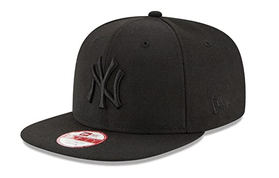 1093766b New Era Men's 9FIFTY NY Snapback Baseball Cap