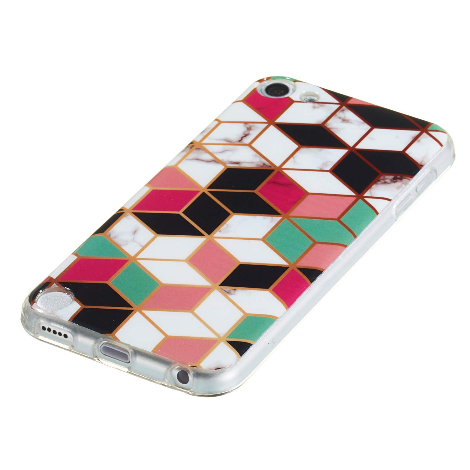 Touch 5 Case Soft Silicone Case Shockproof Anti-Scratch Case Cover for Apple iPod Touch 6 Lomogo iPod Touch 6 Touch 5 LOYHU260092 L2