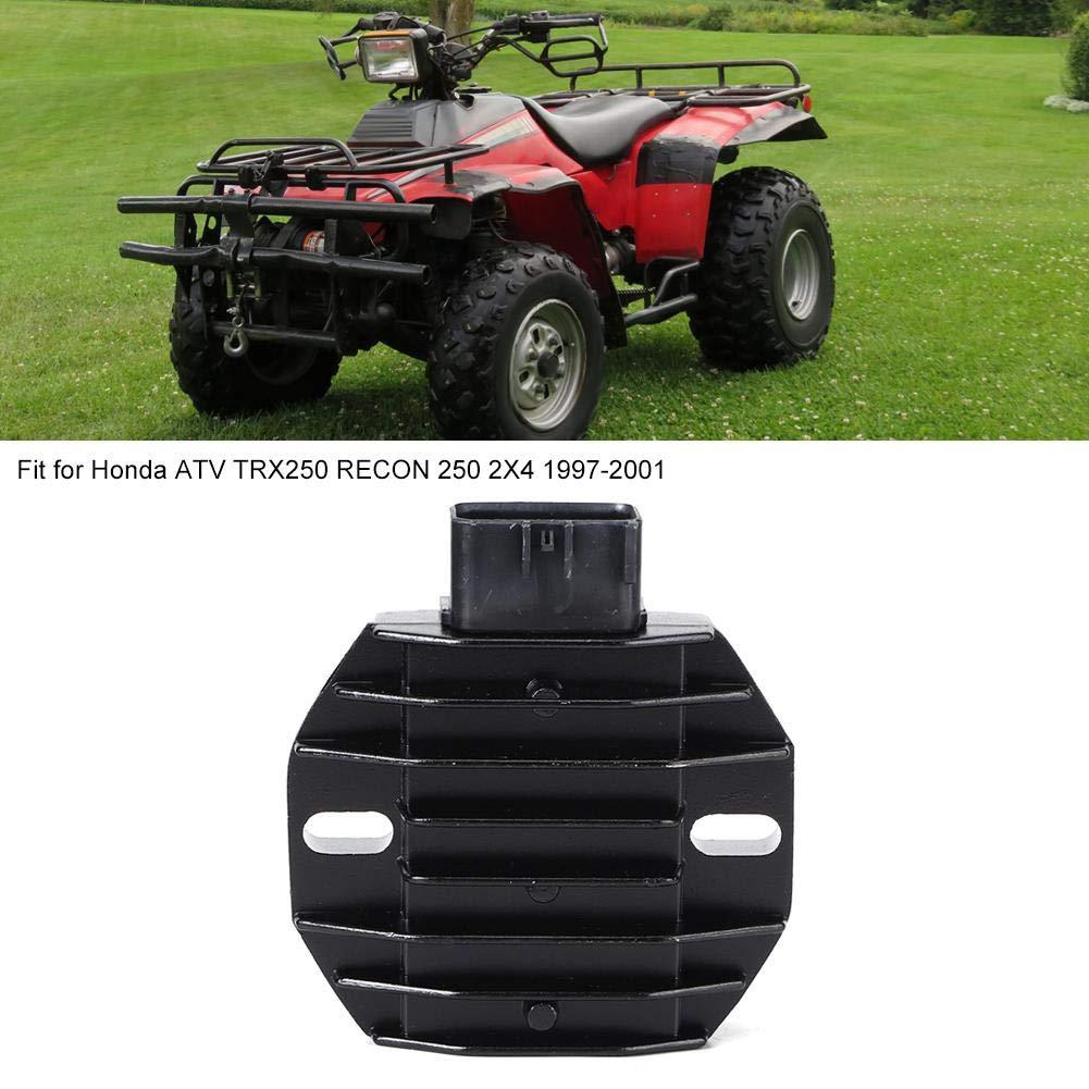 Car Voltage Regulator Rectifier Fit for ATV TRX250 RECON 250 2X4 1997-2001 Duokon Regulator Rectifier