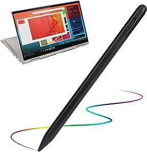 Stylus Pens for Lenovo Yoga Pencil, Evach Capacitive High Sensitivity Digital Pencil with 1.5mm Ultra Fine Tip Stylus Pencil for Lenovo Yoga Pen, Black