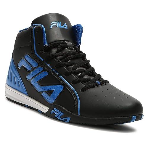 Buy Fila Men's ISONZO Plus Black/Blue