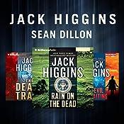 Jack Higgins - Sean Dillon Series: A Devil Is Waiting, The Death Trade, Rain on the Dead | Jack Higgins
