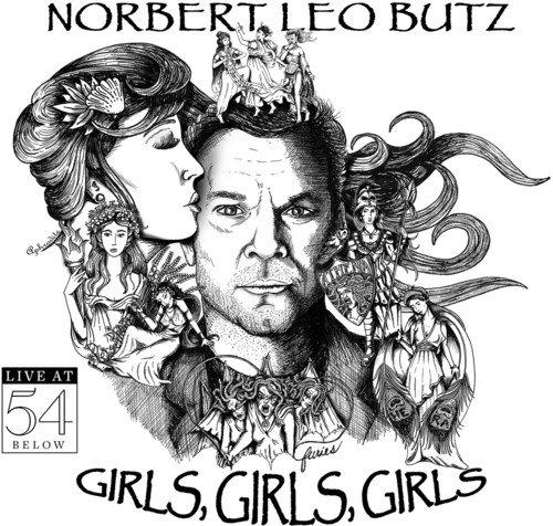Girls, Girls, Girls - Live at 54 BELOW
