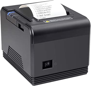 Generación 2.0] Impresora Térmica de Tickets, 300 mm/s, POS ...