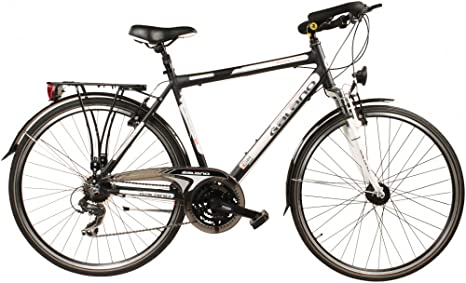 28 Galano Avalon Trekkingbike señores bicicleta, color Touring ...
