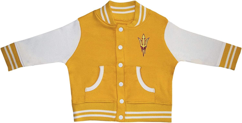 Arizona State University ASU Baby and Toddler Varsity Jacket