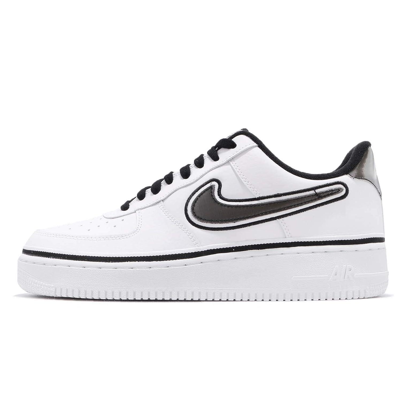 (ナイキ) エア フォース 1 07 LV8 スポーツ メンズ バスケットボール シューズ Nike Air Force 1 07 LV8 Sport NBA Spurs AJ7748-100 [並行輸入品] B07HXM998W 26.0 cm|ホワイト/ブラックホワイト ホワイト/ブラックホワイト 26.0 cm