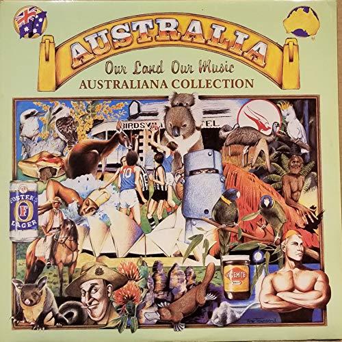 - Australia Our Land Our Music A 1982 two Vinyl Record Collection: Didjeridu; Aussie Bar B Q; Bobba Wobba Wedding; Namatjira; Road to Gundagai; Swagman's Promenade
