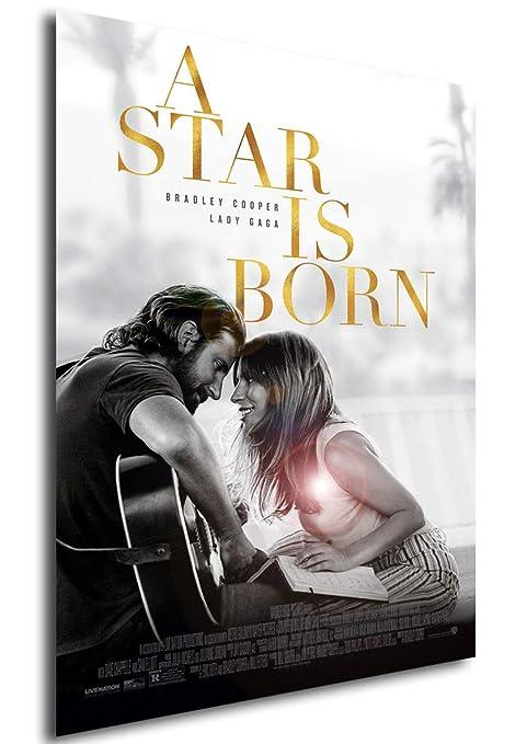 Instabuy Poster Cartel De Pelicula - Ha Nacido una Estrella ...