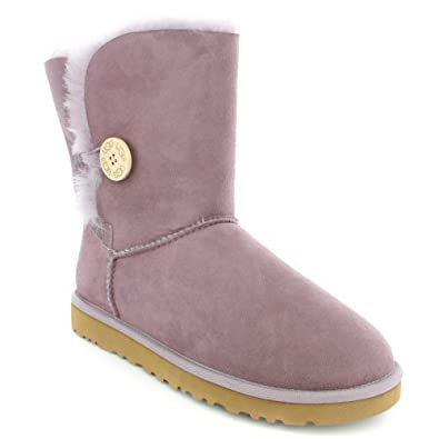 Ugg Australia Bailey Button Boots Light Purple 3: Amazon.co