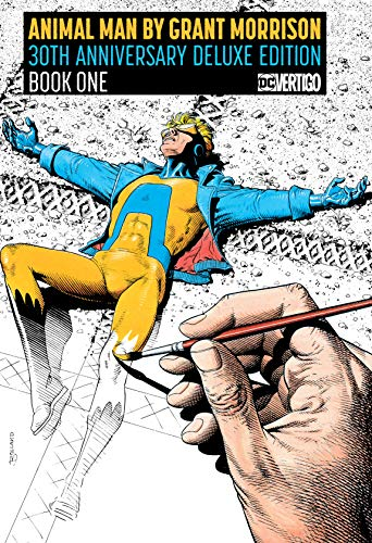 Animal Man by Grant Morrison Book One 30th Anniversary Deluxe Edition