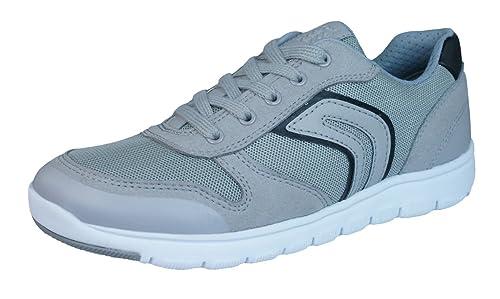 Geox J Xunday B Boys Trainers   Shoes  Amazon.co.uk  Shoes   Bags 4fae3e12149