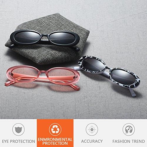 Aire Fiesta Diseñador Vintage Al para Mujer Viaje Gafas Style2 Conducción Hombre Sol de Pink Libre Gafas Zhhlinyuan de v65Bqq
