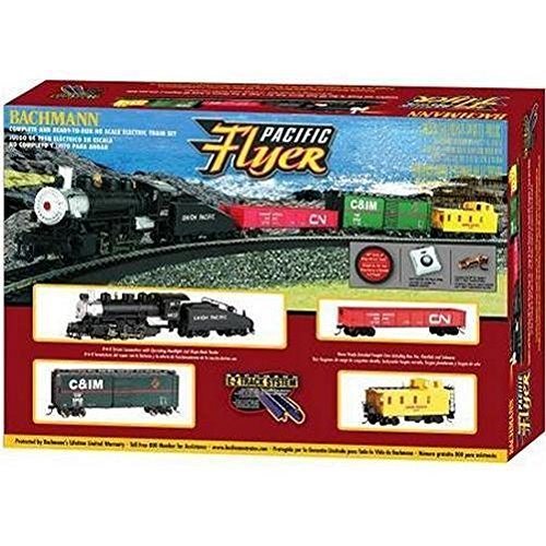 Bachmann Trains Pacific Flyer Ready-to-Run HO Scale for sale  Delivered anywhere in USA