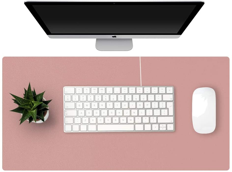 KINGFOM Desk Pad Office Desktop Protector 23.6