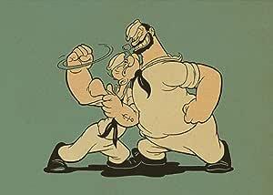 Poster - Popeye - Cartoon