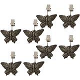 8er Set Tischdeckenbeschwerer Schmetterling