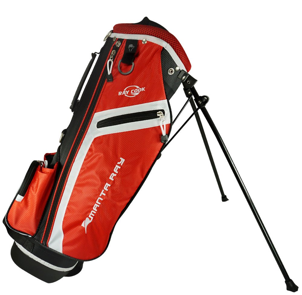 Ray Cook Golf LH 2017 Manta Ray 6 Piece Junior Set with Bag Ages 6-8 (Left Handed) by Ray Cook (Image #5)
