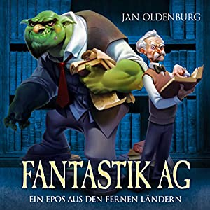 Fantastik AG Hörbuch