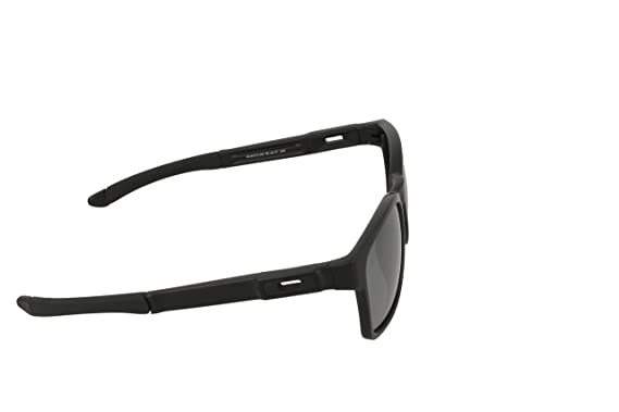 Amazon.com  Oakley Men s Catalyst Polarized Iridium Square, Matte Black 55  mm  Clothing 216bd562f2