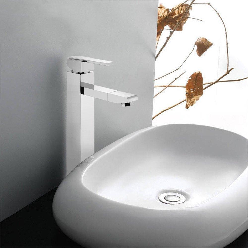 Decorry Alle Kupfer Bad Becken Wasserhahn Bad Heißen Und Kalten Wasserhahn Waschbecken Wasserhahn Rotary - Becken Wasserhahn