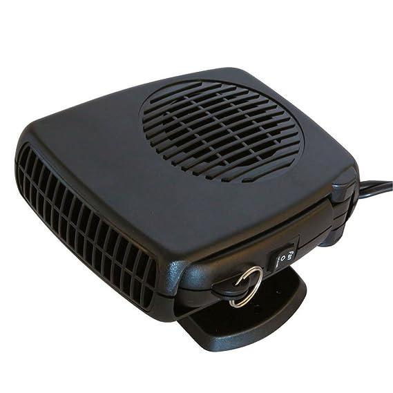 Calentador y ventilador de refrigeración para coches, antivaho y antiescarcha, 12 V, de XtremeAuto®, incluye pegatina de XtremeAuto: Amazon.es: Coche y moto