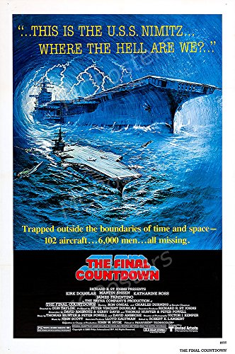 MCPosters The Final Countdown GLOSSY FINISH Movie Poster - MCP216 (24