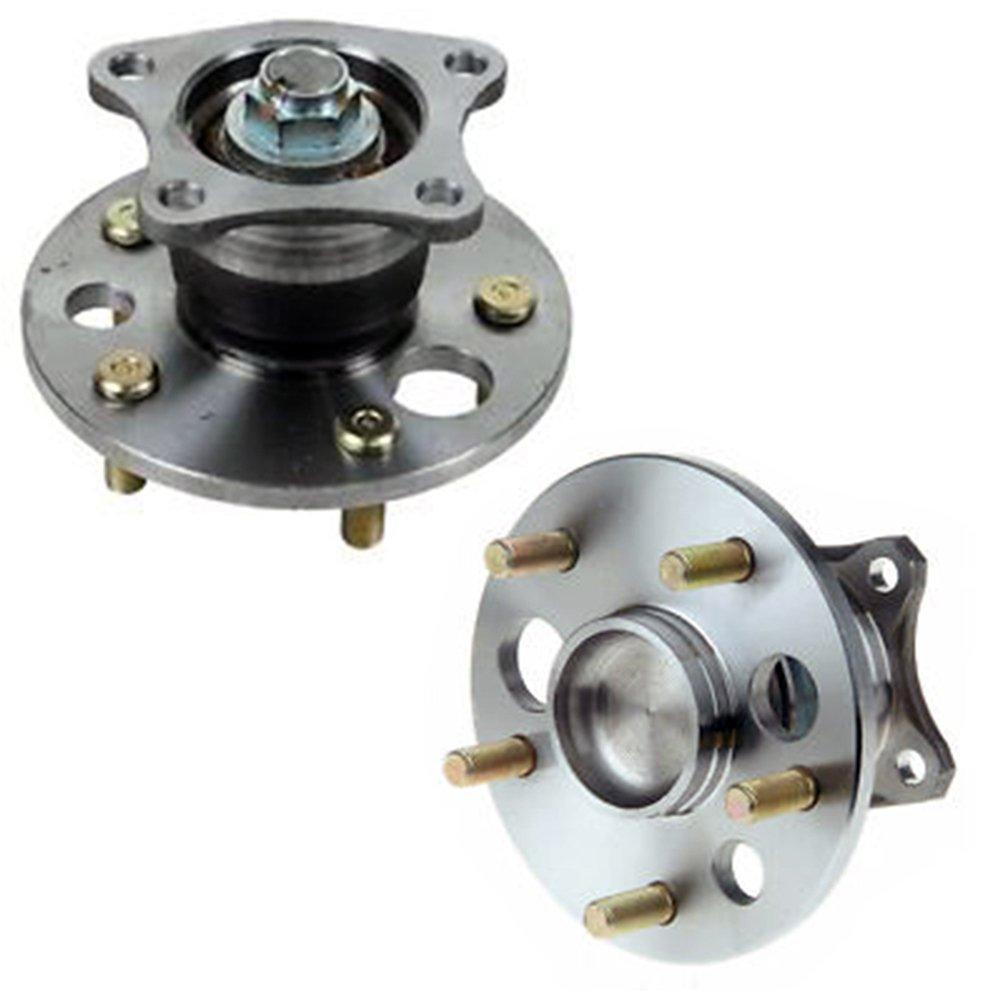 DRIVESTAR 512311x2 Pair: 2 New Rear Wheel Hubs&Bearings for ES300 RX300 Avalon Camry Solara non-ABS