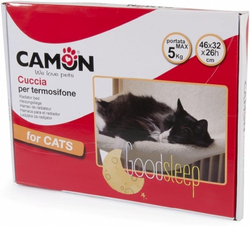 Camon - Cama de radiador para gatos: Amazon.es: Deportes y aire libre