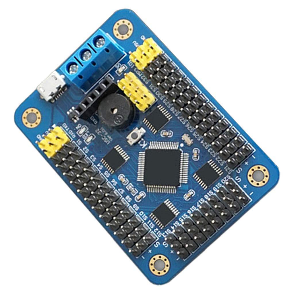 Placa de Control Servo de 32 Canales 16m Arduino Usb Controlador Concepto
