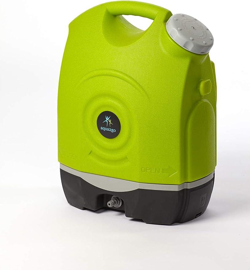 Aqua2go Gd73 Mobile Reiniger Grün Auto