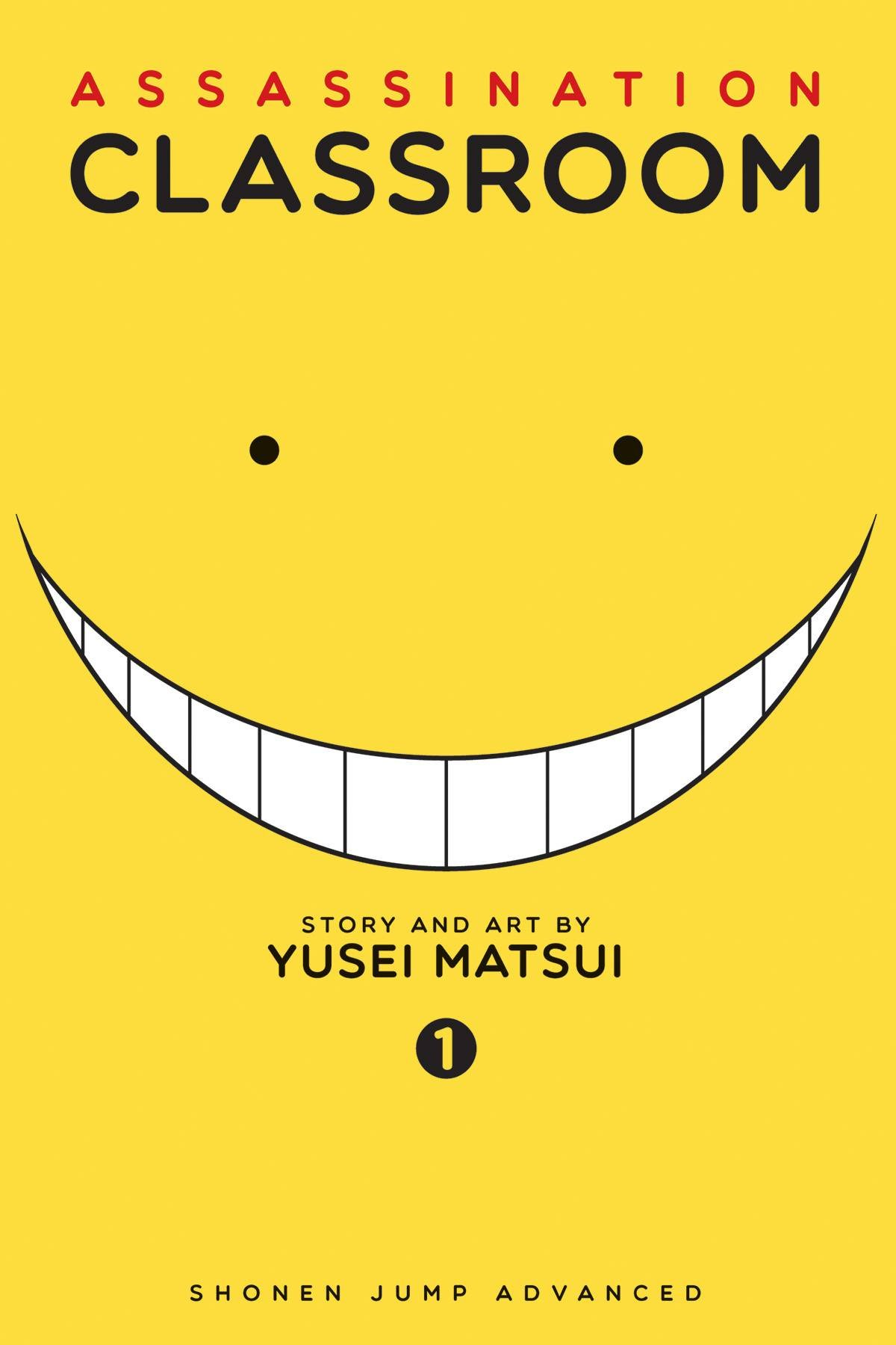 Image result for assassination classroom 1