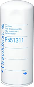 P551311 DONALDSON FUEL FILTER, SPIN-ON (PACK OF 3)