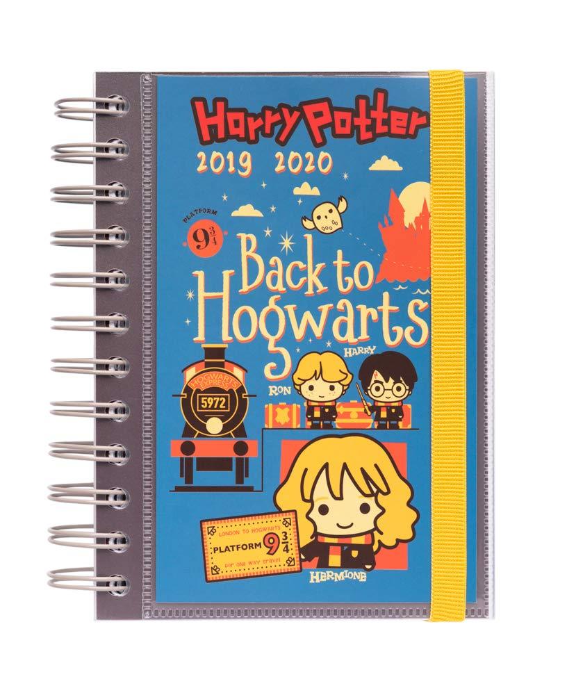 Agenda escolar 2019/2020 día página S Harry Potter