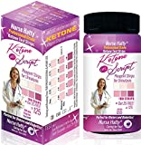 #3: Nurse Hatty® Ketone Strips 125ct. Professional Grade Test Strips to Benefit Your Ketogenic, Paleo, Atkins & Diabetic Diets