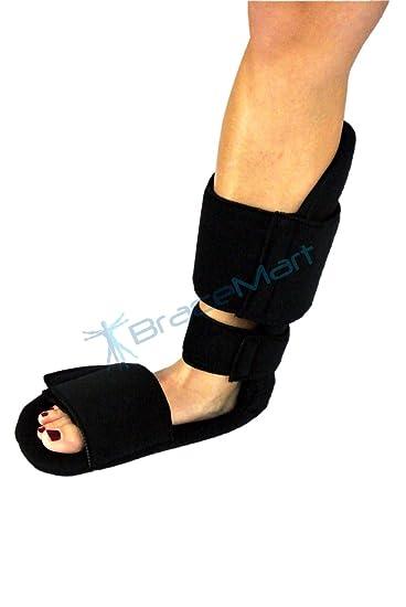 Amazon.com : Night Splint 90 Degree Plantar Fasciitis Heel and Foot Pain Night Boot Padded (Large) : Plantar Fasciitis Braces : Beauty