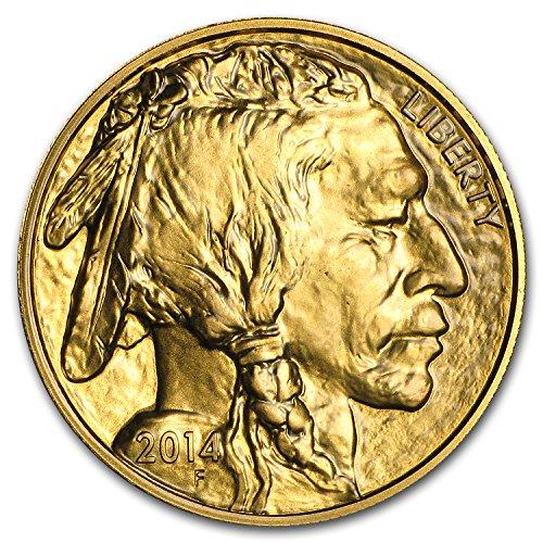 2014 1 oz Gold Buffalo BU 1 OZ Brilliant Uncirculated