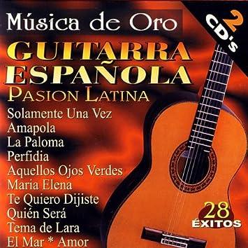 Guitarra Española -Pasion Latina-: Chicho Garcia: Amazon.es: Música