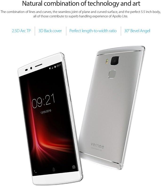 Vernee Apollo Lite - 4G Smartphone Libre Deca-Core Android 6.0 ...