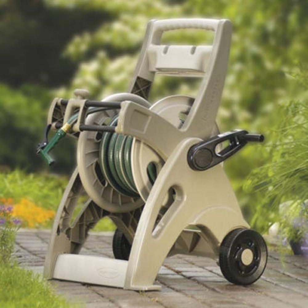 Sunacst CPLJTT175D Slide Trak Hosemobile Hose Reel Cart 175 Ft.