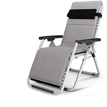 L&J Silla De Salón Portable, Estable Chaise Salones Piscina ...