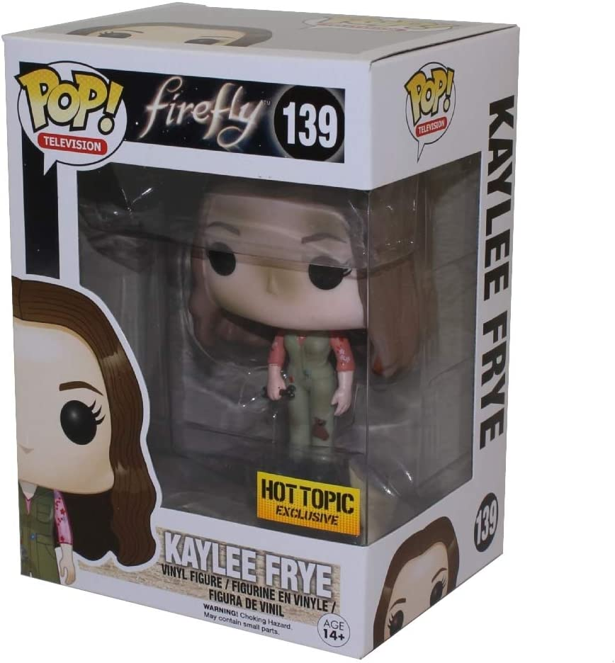 Funko POP TV: Firefly - Kaylee Frye #139 Hot Topic Exclusive Vinyl Figure
