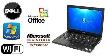 Dell Latitude E6410 Laptop Windows 7 Pro Core i5 2 4 Ghz 8GB RAM - New 1TB  HD DVD-RW +MS Office