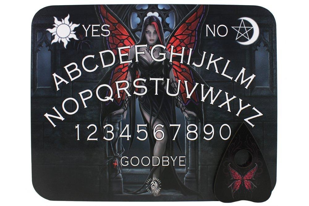 ANNE STOKES Arachnafaria Spirit Board, Multi-Colour Something Different Wholesale OB_39114