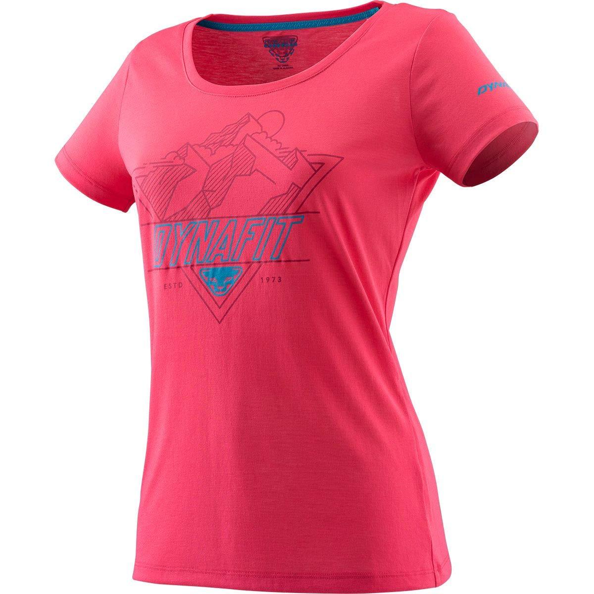 Dynafit Damen transalper Graphic t-Shirt t-Shirt t-Shirt Funktionsshirt neu B07P49DPC3 T-Shirts Clever und praktisch bce6c9