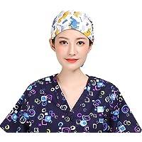 FENICAL Scrub Cap Surgical Hat Médico médico Enfermera
