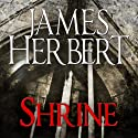 Shrine Audiobook by James Herbert Narrated by Kris Dyer