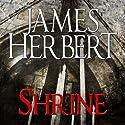 Shrine Audiobook by James Herbert Narrated by Kris Dyer